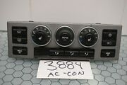 03 04 05 06 Range Rover Ac And Heater Control Used Stock 3884-ac
