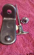 194919501951 Ford Convertible Top Handle Lower Dash Mount Dummy Handle