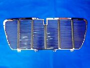 1962 62 Plymouth Valiant - Aluminum Front Grill Excellent Condition