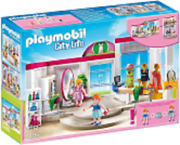 New Playmobil City Life Womenand039s Clothing Boutique Store Shop Play Set 5486