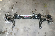 13-16 Subaru Brz Scion Frs Front Subframe Calipers Brakes Contral Arms Assembly