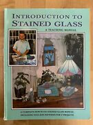 Introduction To Stained Glass A Step-by-step Teaching Manual - Patterns Lamps