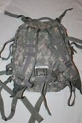 Us Army Military Issue Acu Assault Molle Back Pack Ruck Sack Gi Field Hunting
