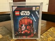 Lego Star Wars 2019 Sith Trooper Bust 77901 Sdcc Exclusive Afa 8.5 Very Rare
