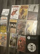 25th Image Anniversary Blind Box Comic Book Collection Added Signed Issues