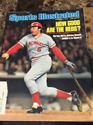 Sports Illustrated How Good Are The Reds Johnny Bench Homers 1976 Series Game 4