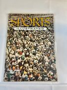 November 1st, 1954 Sports Illustrated - Univ Of Oklahoma - 12th Overall Issue
