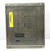 Tech Power Control D13h00001 Iso-drill Scr2 Control Module With Knob