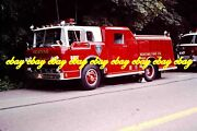 Fire Apparatus Slide Keating Fire Co Ross Township Pa 1960 Ford Squad Pa190a