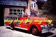 Fire Apparatus Slide Pittsburgh Pa Engine 23 1959 Seagrave Pa183a