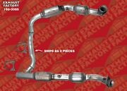 2005-2008 Ford E-350 Super Duty 5.4 And 6.8l Eng Catalytic Converter