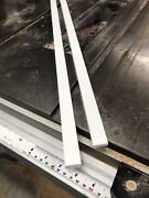 Hdpe Miter Bar And Table Saw Sled Runners Pair