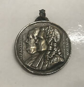 Medal Montyon And Franklin Portraits By Juliana Of Mens Useful 1833 Ref64095