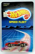 Unpunched 1986 Hot Wheels Camaro Z-28 9532 Ghogold Hot Ones Wheels Tough