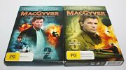 Macgyver The Complete Season 2 And 3 Dvd's