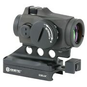 Kinetic Development Group Aimpoint T2 Red Dot With Lower 1/3 Mount Free Shipping