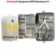 New Hto Osteotomy Kit Orthopedic Equipment Surgical Instruments By Mesaad
