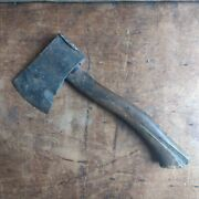 Collins And Company Co Hartford Connecticut No. 3 Hatchet Axe Hand Tool Woodwork