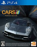 New Ps4 Playstation4 Project Cars Perfect Edition 04191 Japan Import