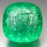 8.47 Ct Unheated Blue Green Copper Bearing Paraiba Tourmaline From Mozambique