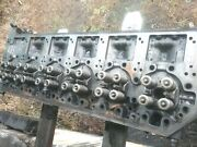Volvo Ved12 Engine Cylinder Head 8170101 / 1001797