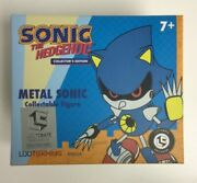 Metal Sonic The Hedgehog Loot Crate 25th Aniv Collectors Figure In Box New