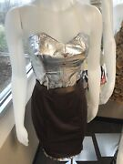 Project Runway Hersheyandrsquos Dress - Season 4 Eye Candy Couture One Of A Kind