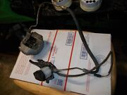 2001 Arctic Cat Zr 440 Snow Pro Brake Master Cylinder And Caliper With Hose And Pa