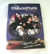 The Osbournes The First Season Uncensored 1 One 2003 2-disc Dvd Set Tested Mtv