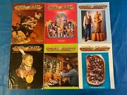 Chip Chats 1994 Collection Vol 41 No. 1 - 6 Wood Carving Magazine Wood Working A