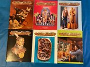 Chip Chats 1994 Collection Vol 41 No. 1 - 6 Wood Carving Magazine Wood Working B