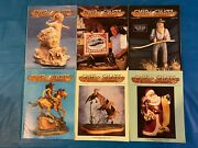 Chip Chats 1995 Collection Vol 42 No. 1 Thru 6 Wood Carving Magazine