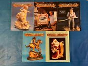 Chip Chats 1995 Collection Vol 42 No. 1, 2,3,4 And 6 Wood Carving Magazine