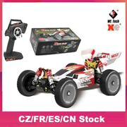Wltoys 144001 1/14 4wd 60km/h High Speed Brushed Rc Car Buggy Drift Car Rtr