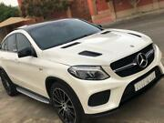 Custom Hood For Mercedes-benz Gle Coupe 350 400 450 Amg 43 63 63s Renegade