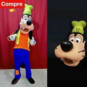 Disney Character Mascot Costumes Party Cosplay Real Photo The Best Goolfy