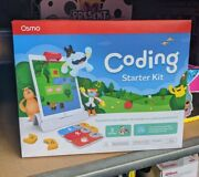 Osmo - Coding Starter Kit For Ipad - Ages 5-12 Coding, Stem Box Has Small Tear