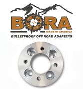 Bora 2 Wheel Spacers For John Deere 2032r Pre-2017 Front Axle Only Pair Of 2