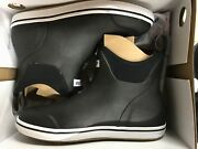 Xtratuf Menand039s 6 In Ankle Deck Boot 22736 Used