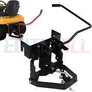 Rear Sleeve Hitch Set For Garden Tractors Replace For 585607901 22 And 23 Tires
