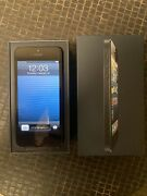 New Rare Collectible Unlocked Apple Iphone 516gb Blackandslate. Make Offer