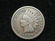 2021 Sale Nice 1888 Indian Head Cent Penny U.s. Collectible Coin 63w
