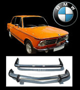 Brand New Bmw 02 Series 1971 Onwards Stainless Steel Bumpers