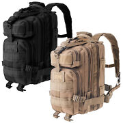 Magnum Fox Backpack Rucksack Tactical Molle Military Army Pack Cordura 25 L
