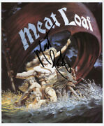 Meat Loaf Signed 8 X 10 Photo Genuine In Person + Coa Guarantee