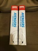 Avengers By Jonathan Hickman Omnibus Vol 1 And 2 Great Condition Marvel Comics