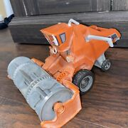 Disney Pixar Cars Chase And Change Frank The Combine Tractor 2015 Mattel Rare