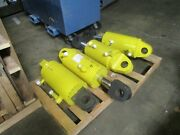 Unused Super Heavy Duty Clevis / Pin Mount Hydraulic Cylinder 1 Of 4 Avail.