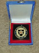 2nd Infantry Division Korea Paperweight National Security Agency