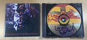 Lenny Kravitz Signed Cd Are You Gonna Go My Way Proof